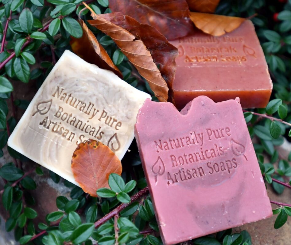 sign up to newsletter image of 3 soaps